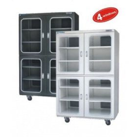 4 windows Middle Humidity moisture-proof cabinet