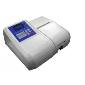 自动扫描紫外可见分光光度计