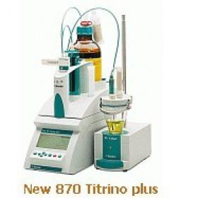 870精锐plus实用型容量法卡氏水分测定仪