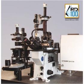 原子力-拉曼光谱联用系统