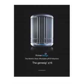 Primerdesign Genesig Q16 熒光定量PCR儀