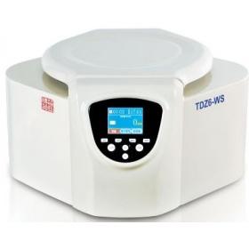 TDZ6-WS 台式多管架低速自动平衡离心机