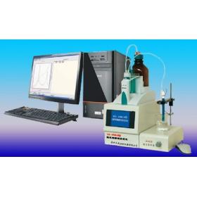 微机硫醇硫测定仪