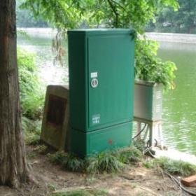 YSI 绿箱子 常规五参数+氨氮