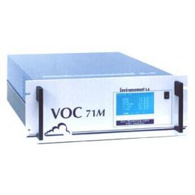 VOC71MFID 或 PID 气相色谱苯系物 (VOC) 分析仪