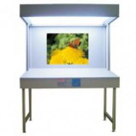 标准光源透反射工作台