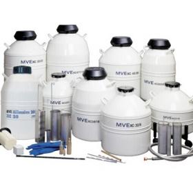 MVE细胞储存小型液氮罐 CryoSystem6000