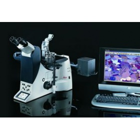 智能数字式全/半自动倒置金相显微镜