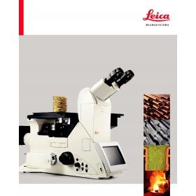 高级智能数字式倒置金相显微镜