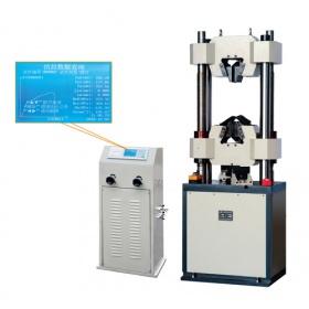 电子液压万能试验机YHS-WE-100KN