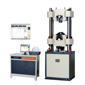 电液伺服万能试验机YHS-WAW-100KN-1级