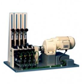 TE 56 多工位环块摩擦磨损试验机