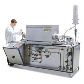 管式炉R、RT、RS、RHTC、RHTH和RHTV的供气系统/真空操作