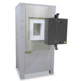 高温炉用/于熔化试验的砖保温立式高温炉HFL