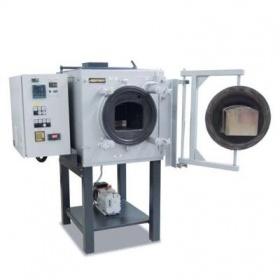 高温真空炉/保护气密封罐炉,带密封罐外间接加热装置