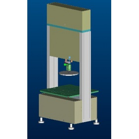 海绵压陷硬度试验机-全自动