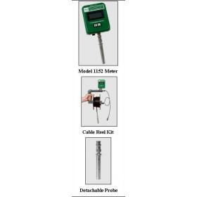 航煤数字式电导率仪