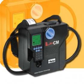 美国派克LaserCM 便携式颗粒计数仪