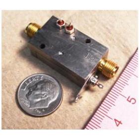 美国加州理工低噪音放大器 (0.001-1.5GHz)