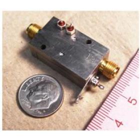 美国加州理工低噪音放大器(0.5-4GHz)