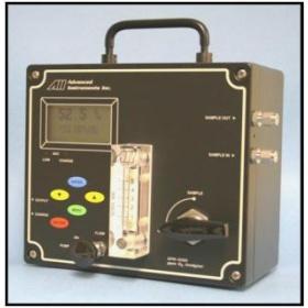 AII微量氧气分析仪GPR-1200
