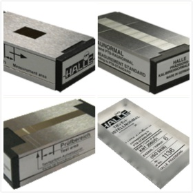 非接触式测量设备校准标准片