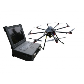 博睿1080-E 移动式远距离烟气监测系统