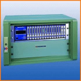 多通道盘装/柜式气体检测系统