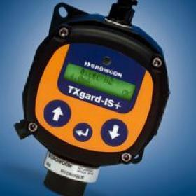本安型毒性气体/氧气检测探头