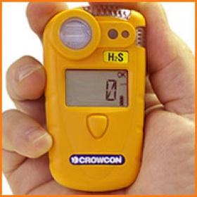 个人用袖珍式气体检测仪