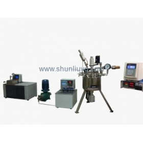 顺流制造-超声波超高压反应系统SLCL-200N