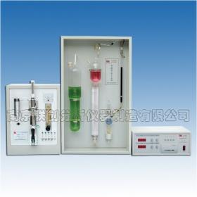 LC-CS5型数显带打印碳硫分析仪