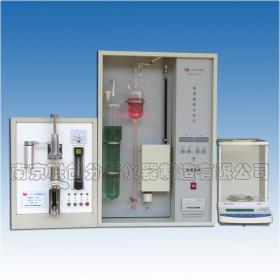 LC-CS6D型智能高端碳硫分析仪