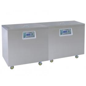 双槽式医用数控超声波清洗机