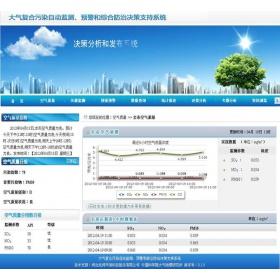 先河环保 大气复合污染自动监测系统