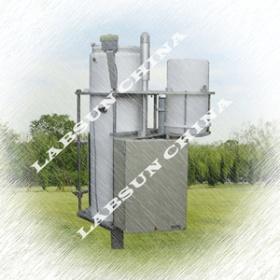 紧凑型自动降水收集器 UNS 130/E 系统