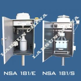 自動降水收集器NSA 181