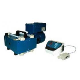 抗化学腐蚀三级隔膜泵 <2mbar MPC 601 Tef