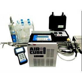 AMS 烟道重金属采样系统