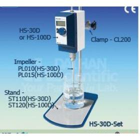数显顶置式电子搅拌器
