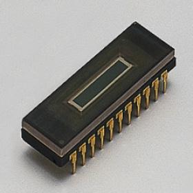 紫外NMOS图像传感器