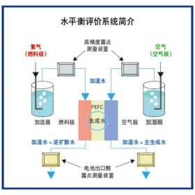 日本東陽特克尼卡/PEFC燃料电池水平衡测试系统