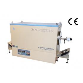 11英寸1100℃三温区管式炉--GSL-1100X-11-III