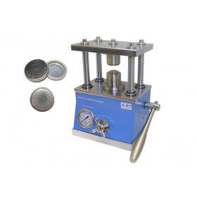 小型液压纽扣电池封装机