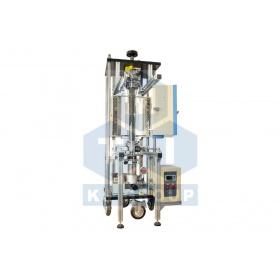 真空热压炉-- OTF-1200X-VHP4