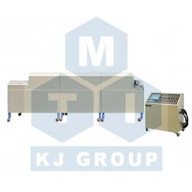 七温区1000℃网带炉--KSL-1200X-BF6