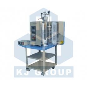 双温区立式高温高压炉--OTF-1200X-II-HPV