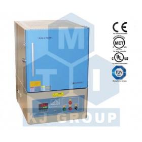 1750°C(19升)高温箱式炉--KSL-1750X-A3