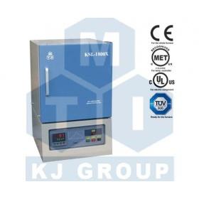 1800℃高温箱式炉(150*150*150mm)- KSL-1800X-A1