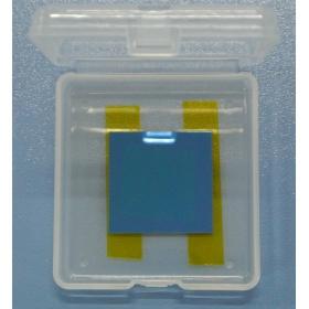 硅基底石墨烯膜